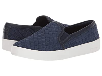 Cole Haan Grandpro Spectator Slip-On (Marine Blue) Women