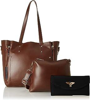 Envias Women's Handbag (Brown)