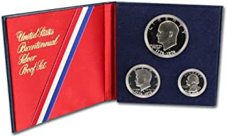 united states bicentennial silver proof set value