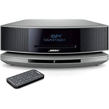 Premium BOSE Wave Music System IV - Platinum Silver + iCarp USB 3.0 Extension