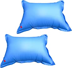 Pool Mate 1-3745-02 Heavy-Duty 4-foot x 5-foot Winterizing Air Pillow for Above Ground Swimming Pools, 2-Pack