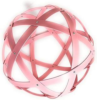 Pentasfera (genesa 6 cerchi), Purificatore energia, Genesacolor 32 cm diametro, rosa
