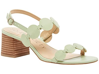 SOLE / SOCIETY Shivaughn (Mint Green) Women