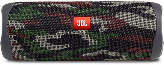 JBL FLIP 5, Waterproof Portable Bluetooth Speaker, Squad...
