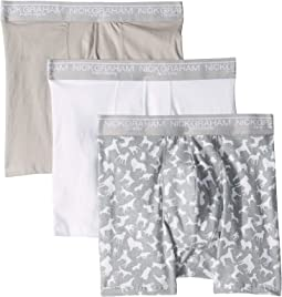 3-Pack Dog House Boxer Brief