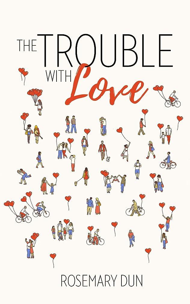 迷彩寝室光沢のあるThe Trouble With Love (English Edition)