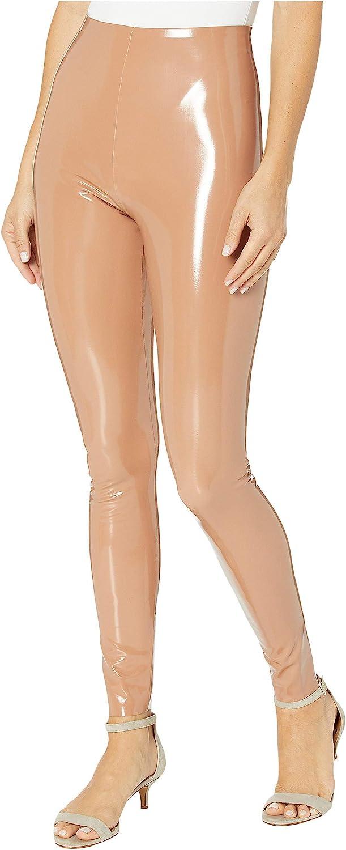 commando Perfect Control Patent Leather Leggings SLG25 Cocoa XL (Women's 14-16) 28