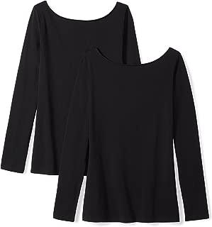 ballet neck shirt