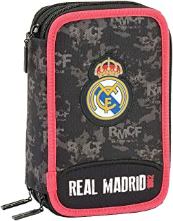 Amazon.es: Real Madrid - Mochilas, estuches y sets escolares ...