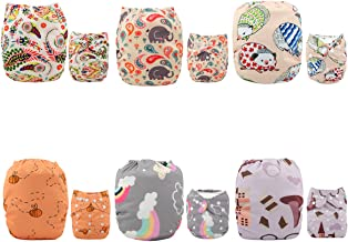 Best cloth diapers 2 in 1 Reviews