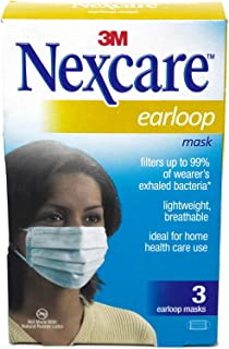 nexcare earloop mask