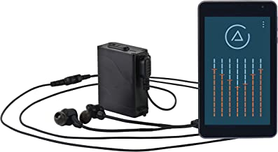 ASI Audio x Sensaphonics 3DME Pro Quality In-Ear Personal Monitor System with App-Controlled, Custom Ambience, Sound Limit...