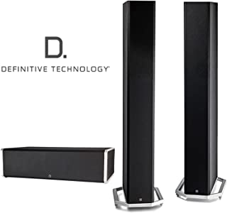 Definitive Technology Speaker Bundle with (2) BP9060 and (1) CS9060