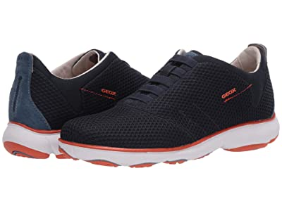 Geox Nebula 67 (Navy Mesh) Men