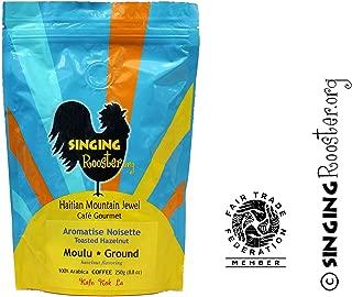 Hazelnut Ground Haitian Coffee