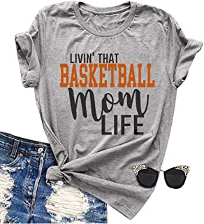 Best basketball shirts for moms Reviews