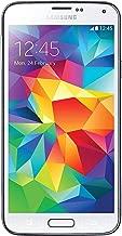 Samsung Galaxy S5 G900A GSM Unlocked 16GB (Renewed) (White)