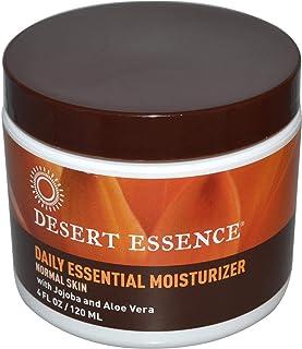 Desert Essence Daily Essential Moisturizer, 120ml
