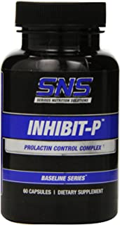 Serious Nutrition Solution Inhibit-P Dietary Supplement Capsules, 60 Count