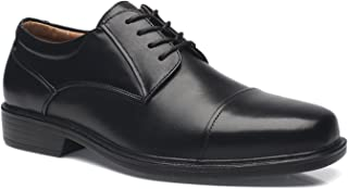 Wide Width Mens Oxford Shoes Men's Dress Shoes EEE Extra Wide