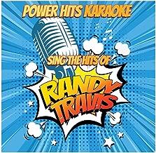 randy travis karaoke