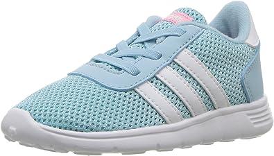 Adidas NEO Lite Racer Inf pour enfant, Bleu (Bleu glace/blanc ...