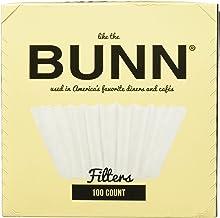 BUNN BCF100-B 100-Count Basket Filter (6 Pack)