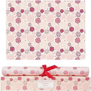 LA BELLEFÉE Scented Drawer Liners & Fragrant Shelf, 6 - Sheets Scent Paper Liner Perfect for Dresser, Linen Closet, Cabine...