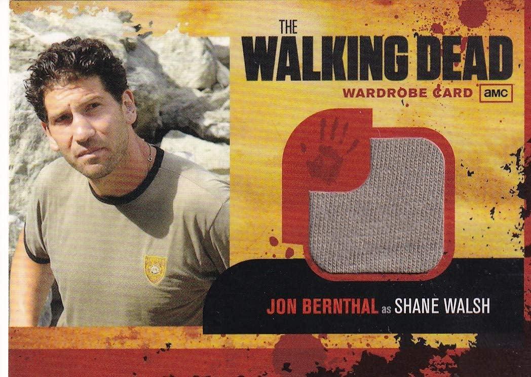 Walking Dead Purchase Cryptozoic Now on sale Jon Bernthal Wardrobe Car as Shane walsh