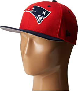 New Era - NFL Two-Tone Team New England Patriots
