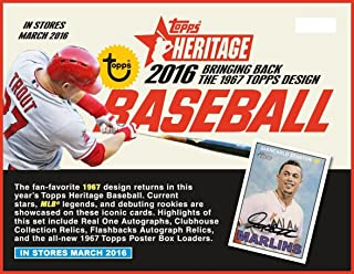 Best 2016 topps heritage Reviews