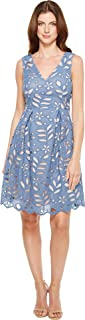 Best adrianna papell blue lace dress Reviews