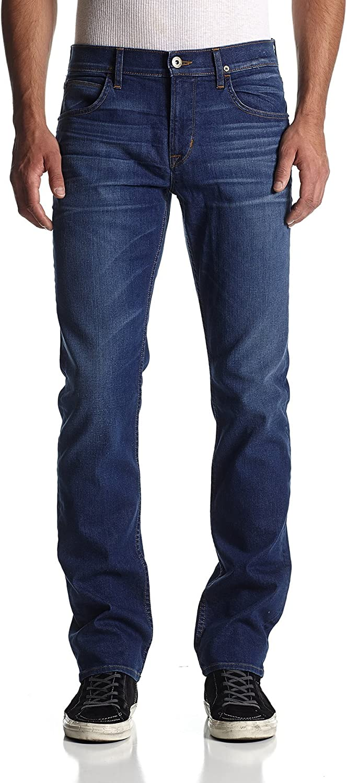 HUDSON Men's El Paso Mall Byron Straight-Leg Max 81% OFF Nonstop in Jean