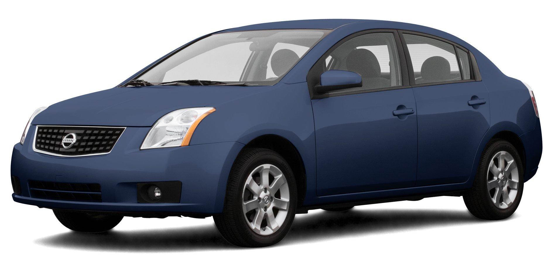... 2007 Nissan Sentra SE-R, 4-Door Sedan 4-Cylinder CVT
