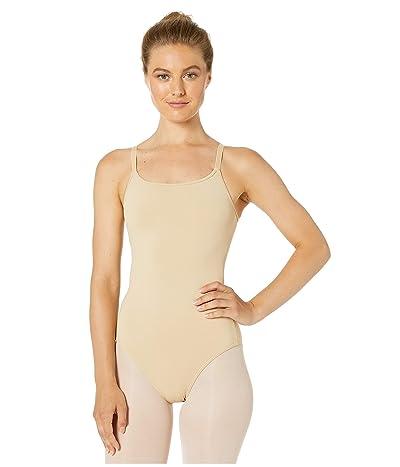 Bloch Nylon Adjustable Strap Leotard (Nude) Women