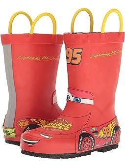 Lightning mcqueen boys shoes + FREE