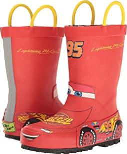 Lightning McQueen Rain Boots (Toddler/Little Kid/Big Kid)