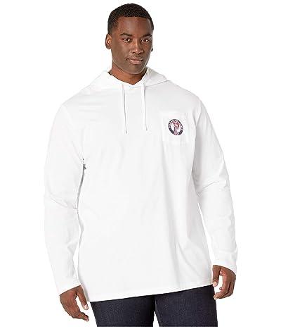 Polo Ralph Lauren Big & Tall Big Tall Long Sleeve T-Shirt (White) Men