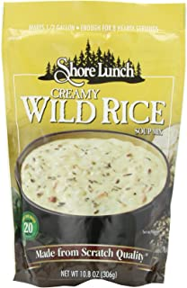 Shore Lunch Creamy Wild Rice Soup Mix, 10.8000-Ounce (Pack of 3)