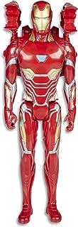 Marvel Avengers - Iron Man - Titan Hero Power FX Action Figure - Kids Super Hero Toys - Ages 4+