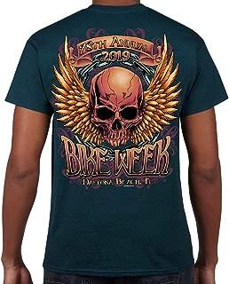 2019 Bike Week Daytona Beach Rockin' Skull T-Shirt