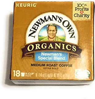18CT Newmans Own K-Cup