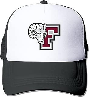 Unisex mesh baseball cap Fordham University Rams Trucker Hat (5 colours)