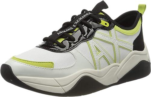 Armani exchange sneaker da donna XDX039XV311 V311