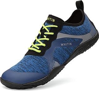 WHITIN Minimaliste Barefoot Scarpe da Trail Running Uomo Don