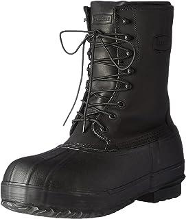 "حذاء رجالي من LaCrosse مطبوع عليه Iceman مقاس 10""-M"