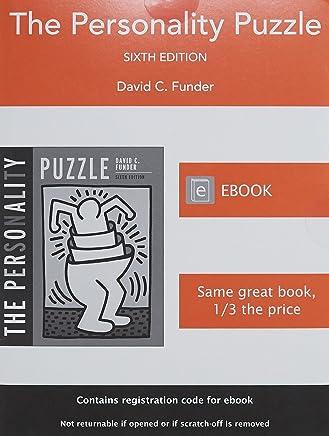 The Personality Puzzle 6e – eBook Folder