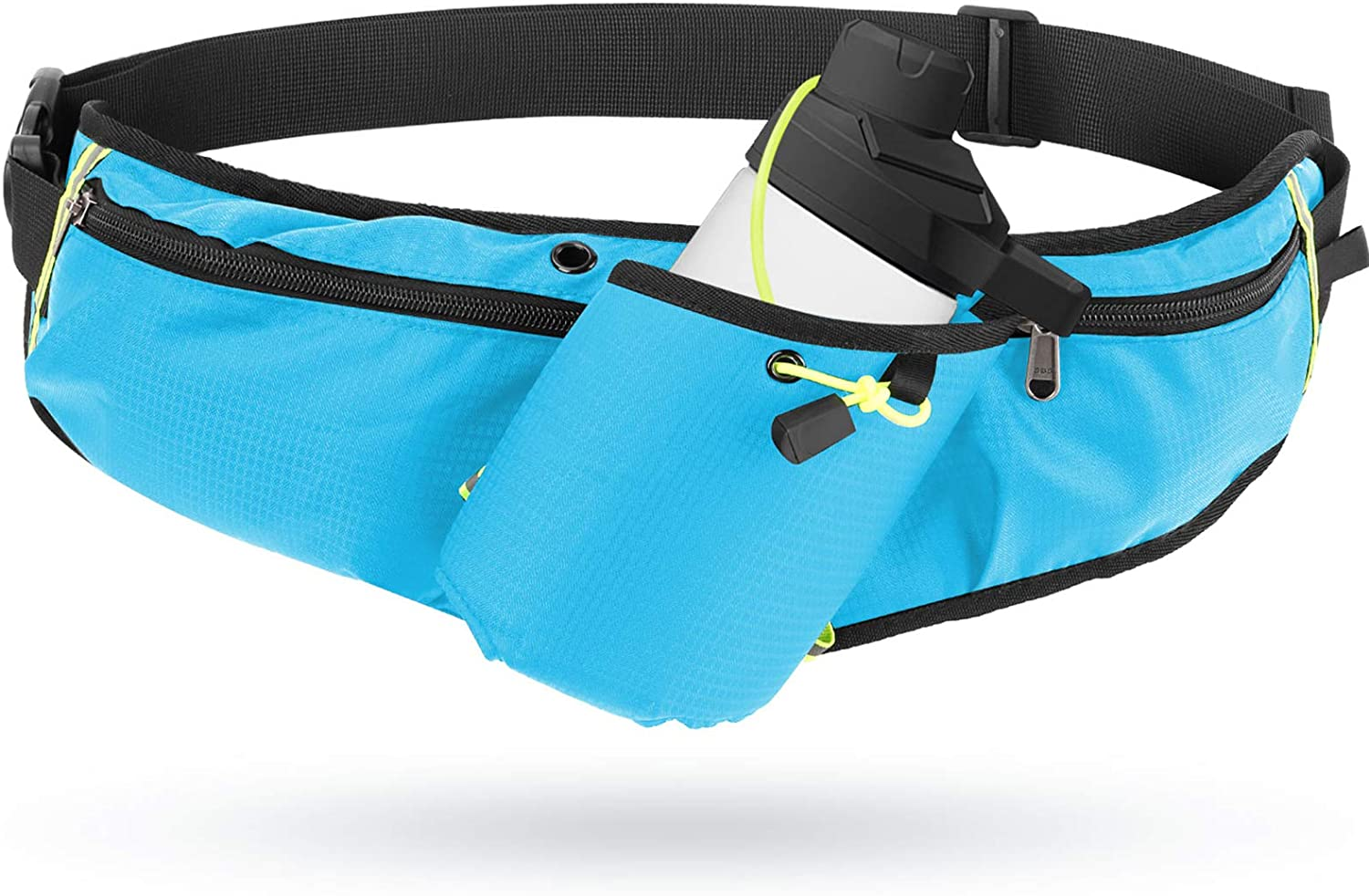 Selling rankings Odoland Running Belt Hydration Waist Water Pack Bottle New York Mall with Hold