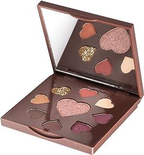 rosydreamd 9 Colors Eyeshadow Palette, Cosmetics Makeup Waterproof Natural Glitter Matte Shimmer Eye Shadow Palette