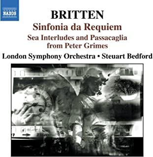 britten gloriana suite